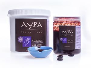 Эксфолиатор антиоксидантный с фиолетовой кукурузой